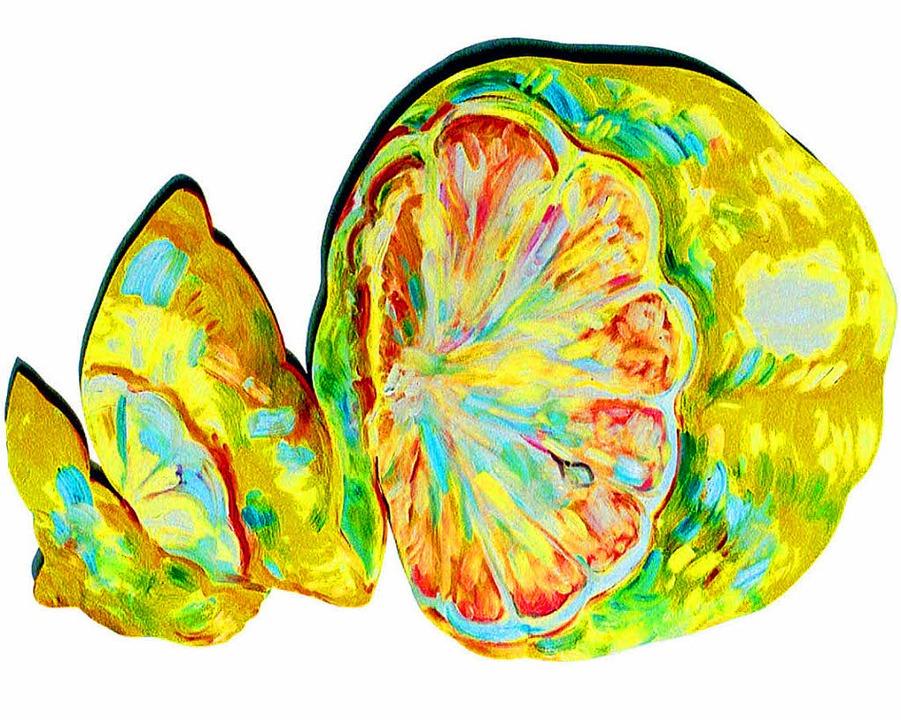 Angeschnittene Zitrone  | Foto: privat/veranstalter
