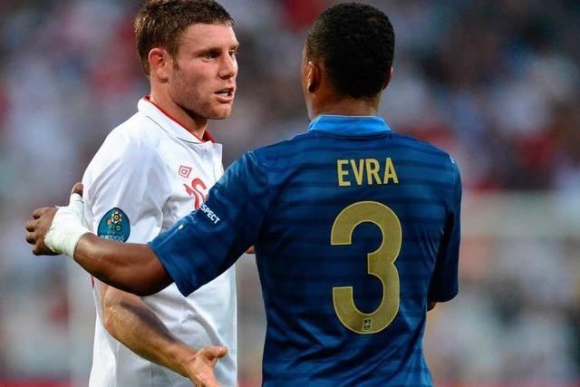 Schnöder Ergebnisfußball: Frankreich gegen England 1:1