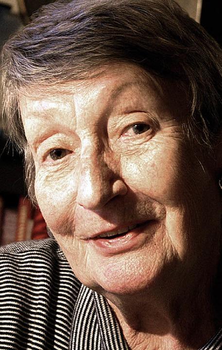 Ursula Menzel     Foto: Model
