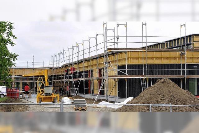 Bauboom lässt die Preise steigen