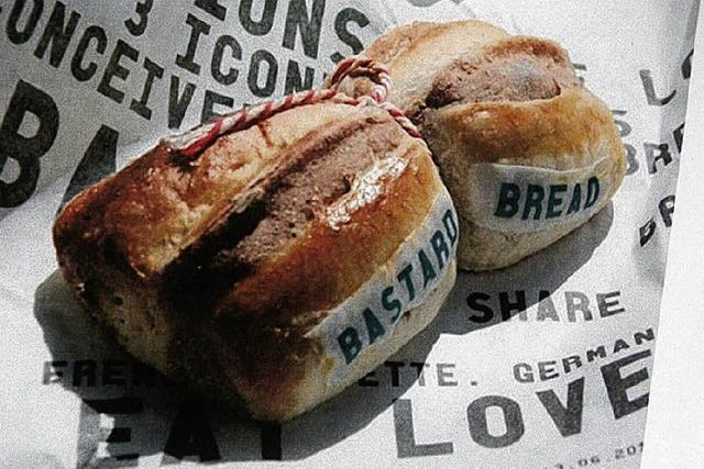 Bäckerhandwerk hilft der Kunst