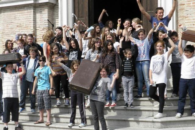 Museumsarbeit für junge Europäer
