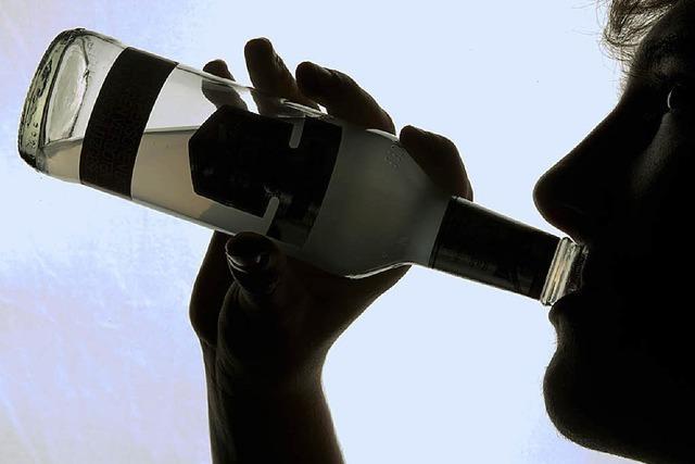 Alkoholexzesse – im Kreis weniger, in Basel aber mehr