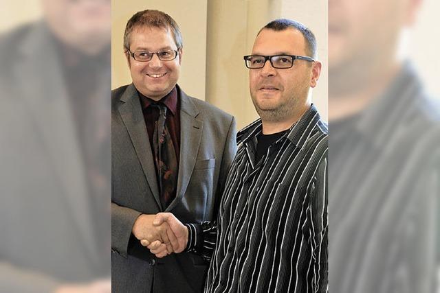 Mike Grutschnig neues Mitglied im Gemeinderat