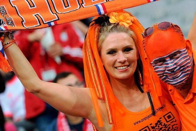 Deutschland gegen Niederlande: Traum und Trauma