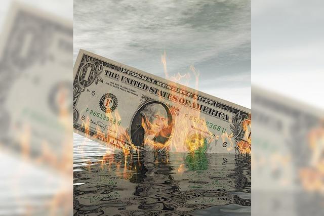 Krise macht US-Bürger massiv ärmer