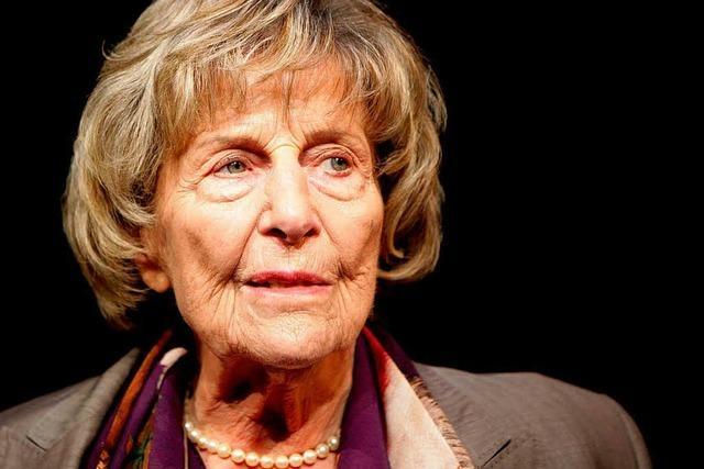 Margarete Mitscherlich, die Grande Dame der Psychoanalyse