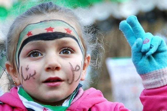 Kinder als als menschliche Schutzschilde missbraucht