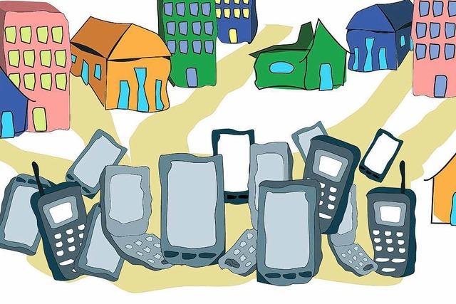 Urban Mining: Goldmine Mobiltelefon