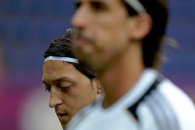 Mesut Özil: Die Erwartungen sind hoch