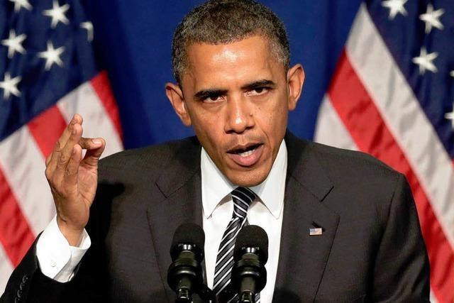 Begeisterung für Obama hat weltweit nachgelassen