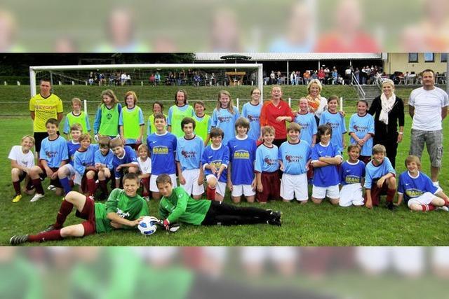 Viel Spaß beim großen Fußballfest