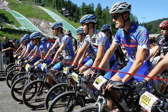 1500 Biker am Start