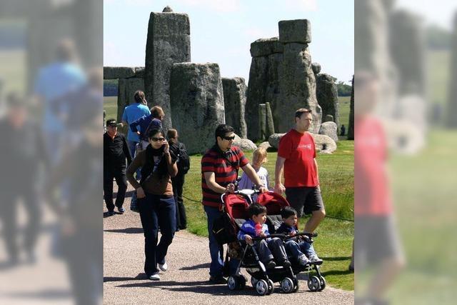 Stonehenge: Stein-Zeit für Sonnenanbeter