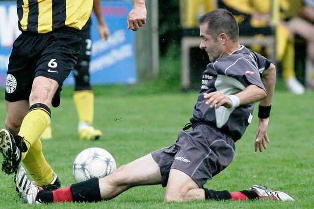 Der SV Wittenweier zieht seine erste Mannschaft zurück