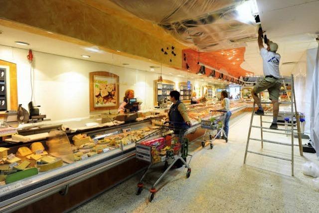 Umbau und Erweiterung: Littenweiler Edeka-Markt schließt für eineinhalb Wochen