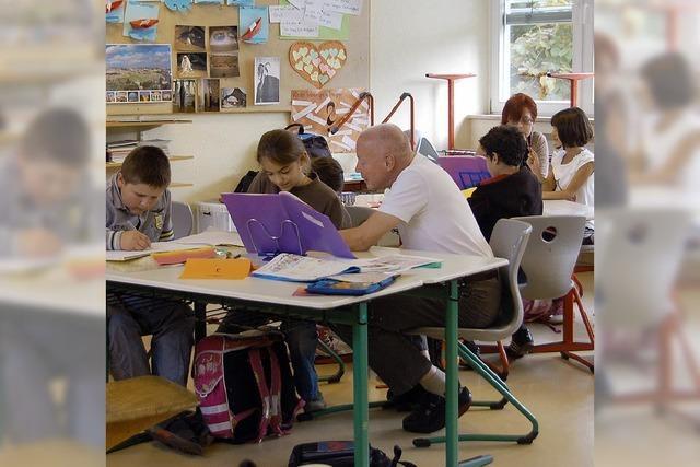 Mehr Schulsozialarbeit
