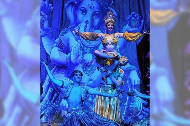 Circus Krone verbindet Tradition mit modernen Elementen