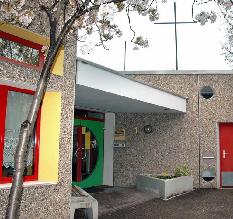 Gemeindehaus der Johannespfarrei steht vor dem Verkauf.   | Foto: Trenz