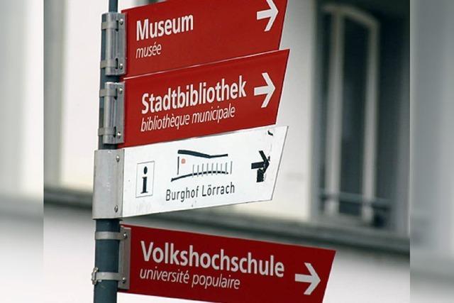 MARKTGEFLÜSTER: Lörrach zweisprachig