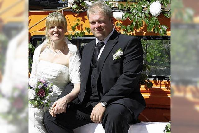 Heirat in Todtmoos