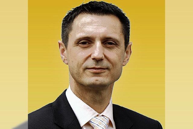 Zwei Kandidaten in Schönau