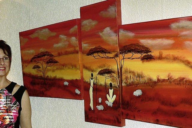 Afrikas malerische Weite erfrischt die Seele
