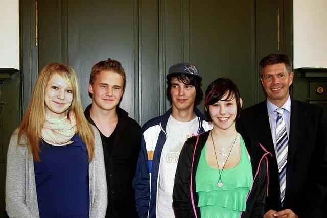 Jugendparlament hat sich konstituiert