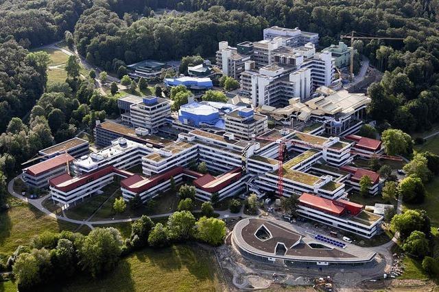 Uni Konstanz: Klein, aber sehr ehrgeizig