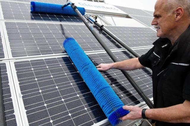 Solarbranche steckt im Tief