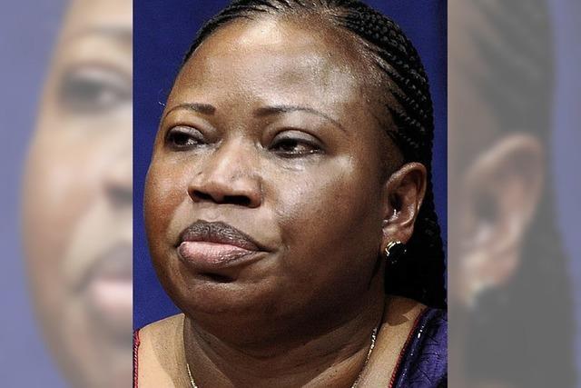 Frau Bensouda und die Despoten an ihrer Wand