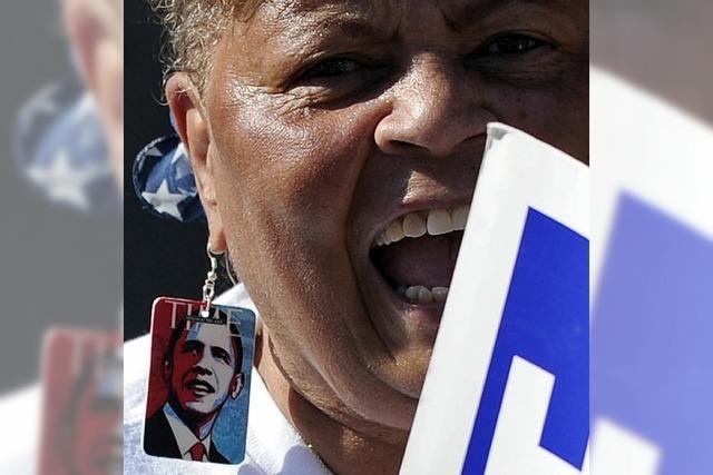 Obama und Romney kämpfen um den Unterschied