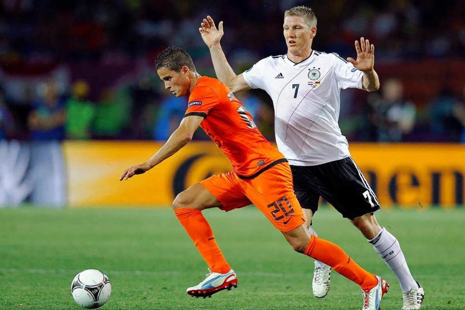 Fotos Deutschland Niederlande 2 1 Fussball Em