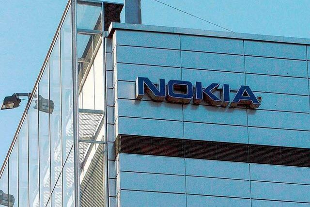 Nokia streicht 10.000 Stellen