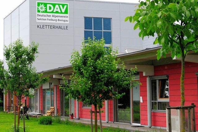 DAV-Kletterhalle: Konkurrent droht Alpenverein mit Klage