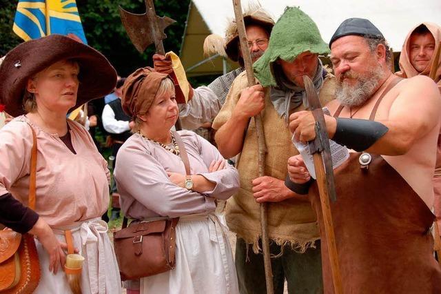 750 Jahre Stadt Stühlingen: Jubiläum wird in großem Stil gefeiert