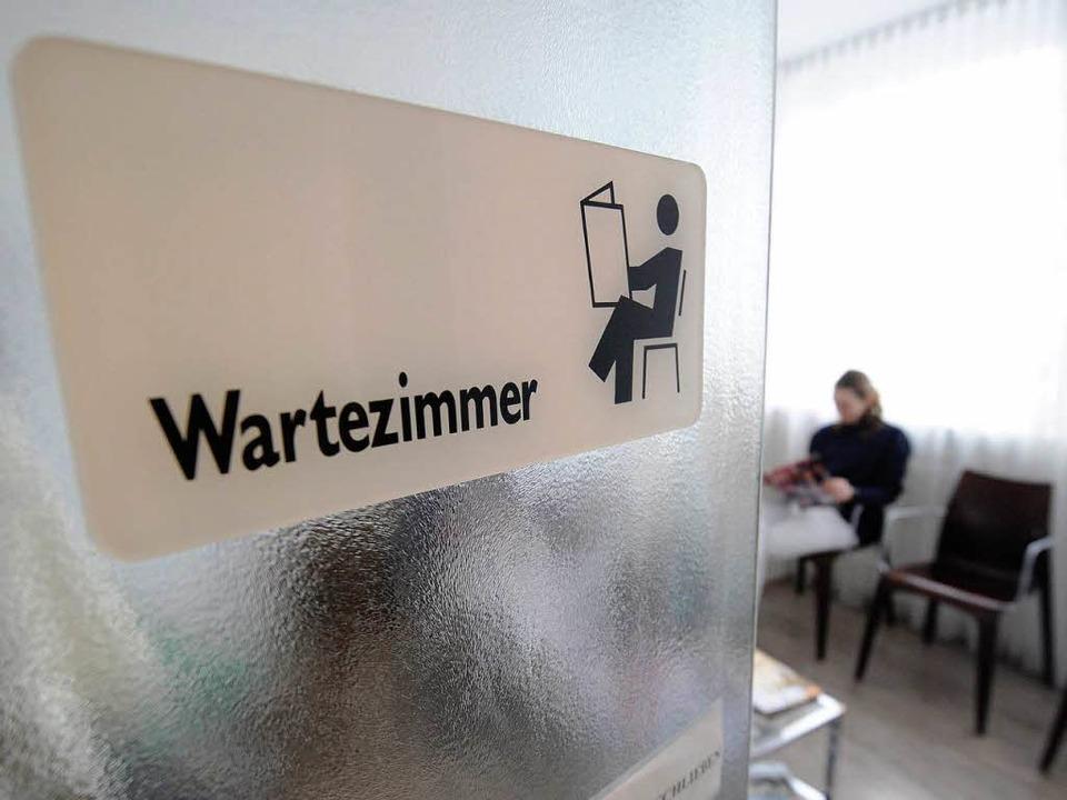 Wie krank sind die Deutschen? Dieser F...esweite Studie auf den Grund gegangen.  | Foto: dapd