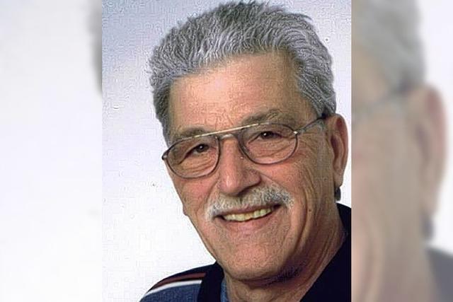 Walter Hockenjos ist tot