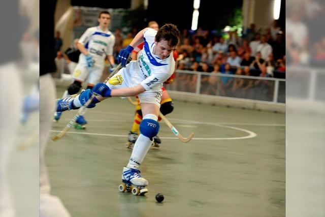 Kurioses Rollhockey: Zwei Weiler Vereine wetteifern um Schweizer Titel
