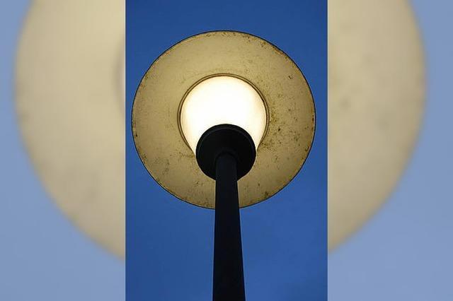 Neues Licht für die Laternen