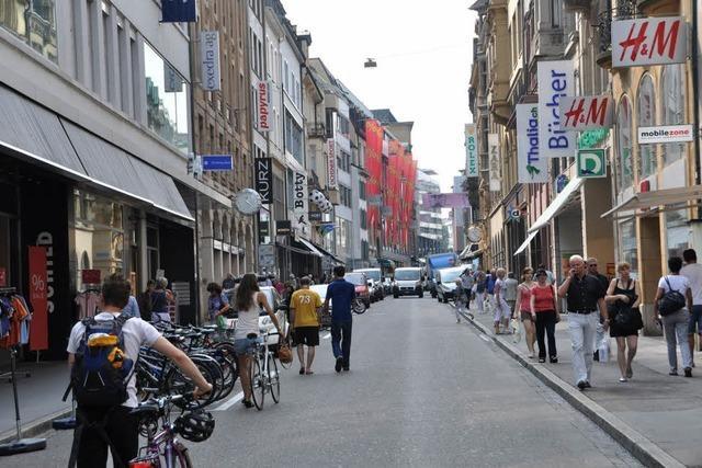 Basel ist den Deutschen zu teuer