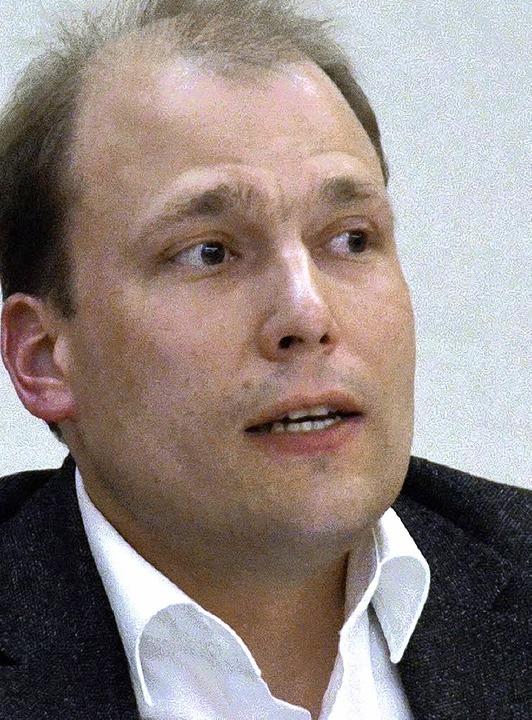 Daniel Liske wird die Pfarrstelle gegen eine Religionslehrerstelle tauschen.  | Foto: schütz/langelott