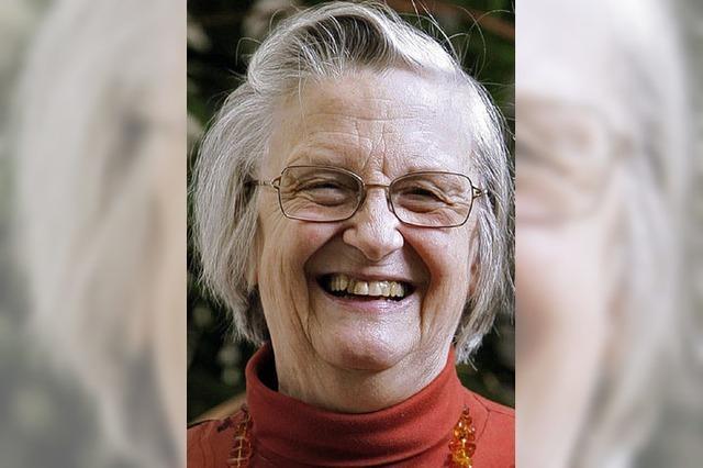 Für Elinor Ostrom begann Klimaschutz zuhause