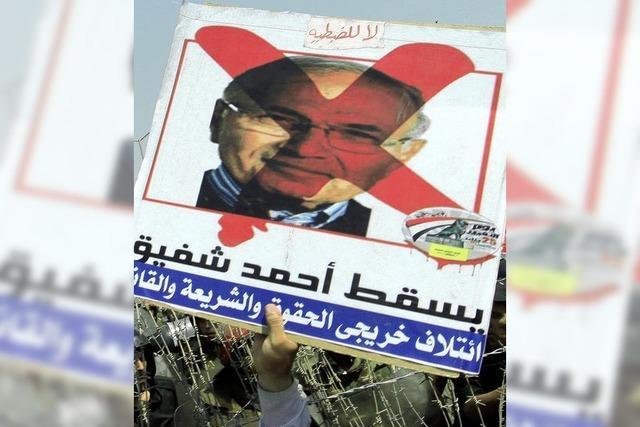 Ägypten droht das politische Chaos