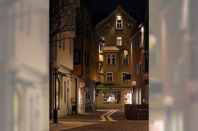 Bad Krozinger Ortskern soll neu beleuchtet werden