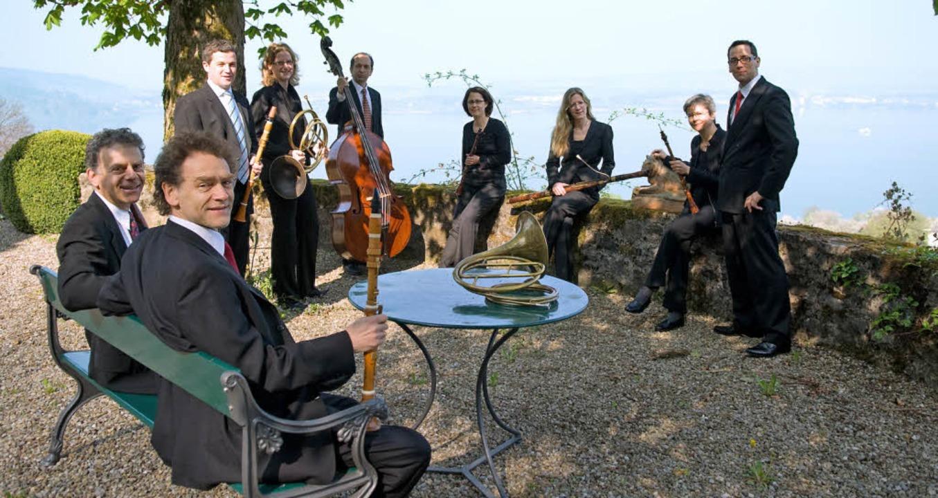 Seit zwei Jahrzehnten mit besonderen &...0; unterwegs: die Kammer-Solisten Zug.  | Foto: Privat