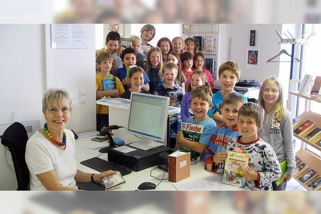 Grundschule und Bücherei – eine Kooperation wächst