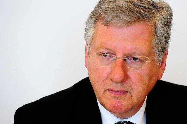 Uni-Rektor Schiewer: