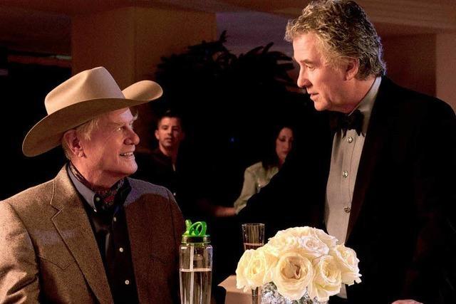 Dallas 2012: Öl auf der Southfork Ranch
