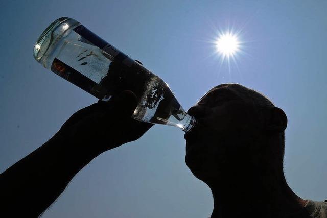 Trinkflaschen bleiben für Fluggäste wohl vorerst verboten